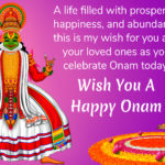 Onam Wishes In English Facebook