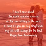 One Year Relationship Anniversary Quotes For Boyfriend Tumblr