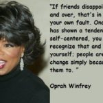 Oprah Winfrey Quotes On Friendship Twitter