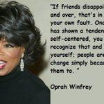 Oprah Winfrey Quotes On Friendship Twitter