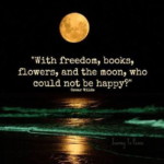 Oscar Wilde Moon Quote Twitter