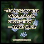 Oscar Wilde Romantic Quotes Twitter
