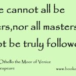 Othello Famous Quotes