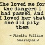 Othello Famous Quotes Facebook
