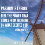 Passion Success Quotes Tumblr