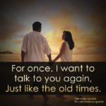 Past Love Quotes Facebook