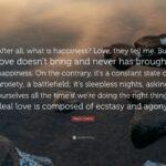 Paulo Coelho On Love