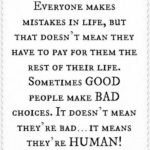 People Make Mistakes Quotes Tumblr