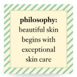 Philosophy Skin Care Quotes Pinterest