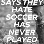 Playing Football In Rain Quotes