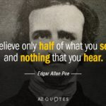 Poe Quotes Pinterest