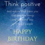 Positive Birthday Quotes