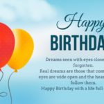Positive Birthday Wishes For A Friend