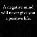 Positive Quotes For Negative Thinkers Tumblr