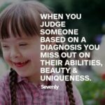 Positive Quotes On Down Syndrome Twitter