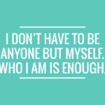 Positive Self Affirmation Quotes
