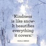 Positive Snow Quotes Tumblr