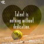 Positive Softball Quotes Pinterest