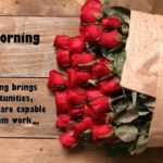 Positive Thoughts Good Morning Quotes Facebook