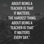 Praising Quotes For Teachers Pinterest