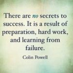 Preparation And Success Quotes Tumblr