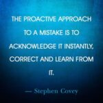 Proactive Quotes Stephen Covey Twitter