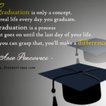 Proud Graduation Quotes