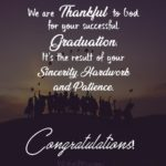 Proud Of You Graduation Quotes