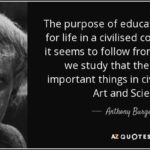 Purpose Of Education Quotes
