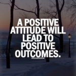 Quotation On Positive Attitude Pinterest