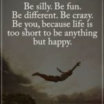Quotes About Being Yourself And Being Happy Pinterest