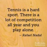 Quotes About Competition In Sports