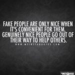 Quotes About Fake Girls Tumblr