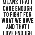 Quotes About Fighting For The One You Love Facebook