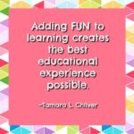 Quotes About Fun Learning Pinterest