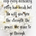 Quotes About God And Strength