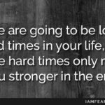 Quotes About Going Through Hard Times Twitter