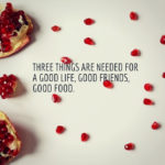 Quotes About Good Food And Good Friends Facebook