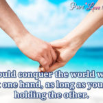Quotes About Hands And Love