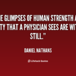 Quotes About Human Strength