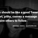 Quotes About Life Being Good Twitter