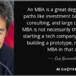 Quotes About Mba Degree Facebook