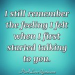 Quotes About Meeting Someone Special For The First Time