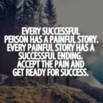 Quotes About Pain And Success Pinterest