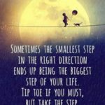 Quotes About Steps In Life Twitter