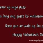 Quotes About Valentines Day Tagalog Pinterest