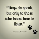 Quotes Dogs Would Say Tumblr