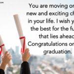 Quotes For Congratulations On Graduation Facebook