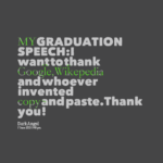 Quotes For Graduation Middle School Twitter