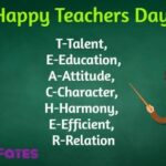 Quotes For Teachers Day 2020 Pinterest
